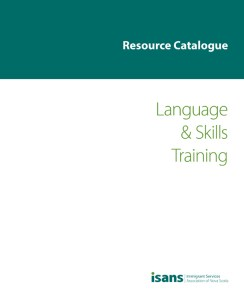 Resource Catalogue cover
