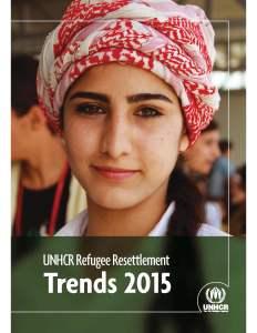 UNHCR Refugee Resettlement