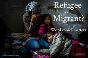 Refugee or Migrant
