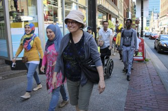 Walk with Refugees 142
