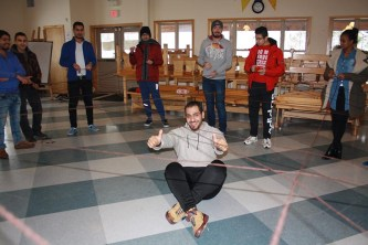 Inter-Action Youth-Retreat 245