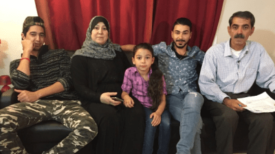 Beginning Again: Stories of new Syrian Nova Scotians