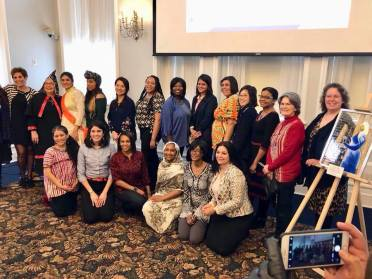 Celebrating indigenous and racialized women leaders.