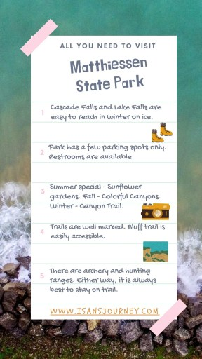 Things to do in Matthiessen State Park