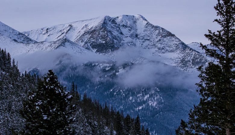 Rocky Mountain National Park Views