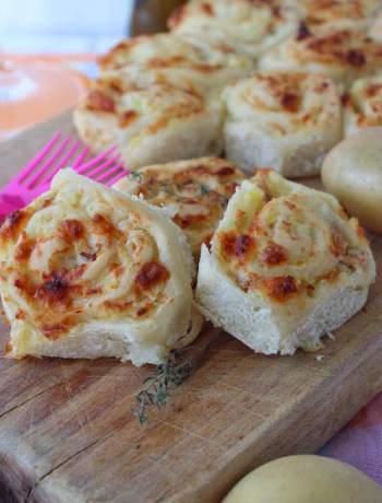 girelle patate speck e formaggio