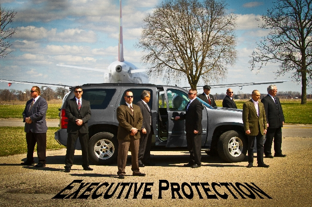 Executive Protection Unit