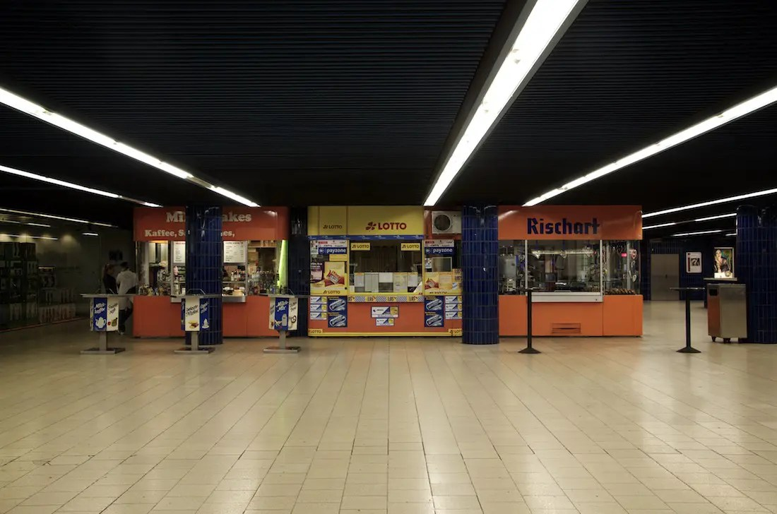 Marienplatz Sperrengeschoss ISARBLOG 03