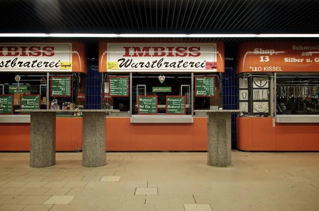 Marienplatz Sperrengeschoss ISARBLOG 06