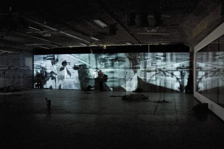 Reenacting the Reenactment von Sebastian Hirn | Foto: Katharina Gaenssler
