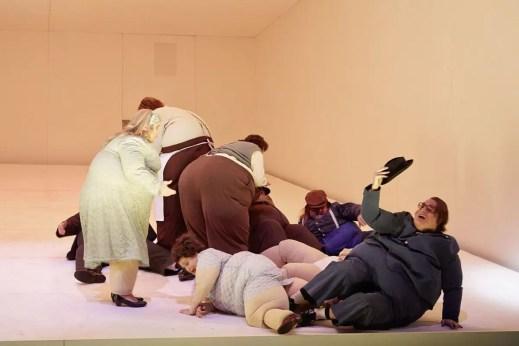 Franziska | Foto: Judith Buss, Münchner Kammerspiele