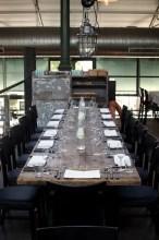 Krake München Schrannenhalle Fischrestaurant