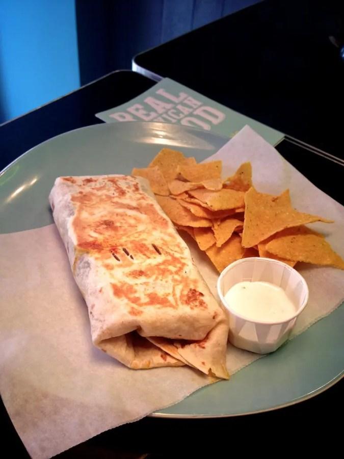 Burrito | La Taqueria Milagros, München