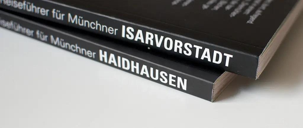 Isarvorstadt, Haidhausen / Reiseführer für Münchner vom Hirschkäfer Verlag