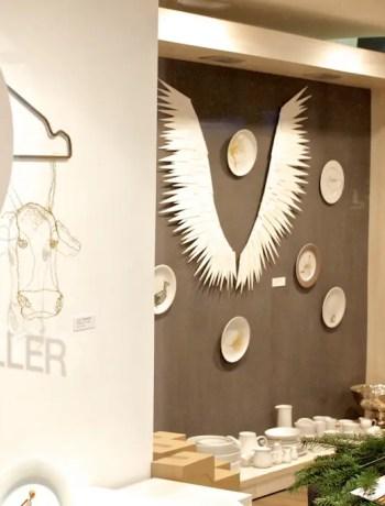 Showroom von lieblingsteller.de in Viktualienmarkt Passage | Foto: Monika Schreiner