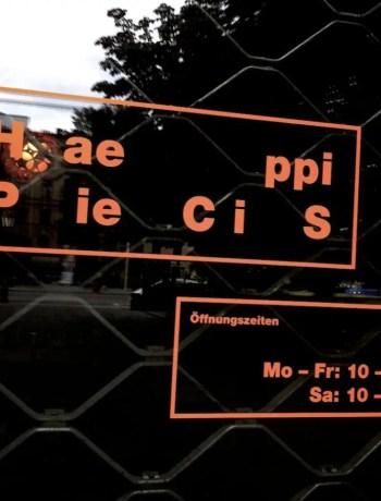 Haeppi Piecis in der Maximilianstraße 33 | Foto: Monika Schreiner ISARBLOG
