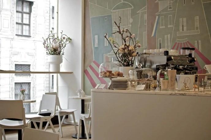 Stereo Cafe in der Residenzstraße | Foto: ISARBLOG Gerhard Bauer