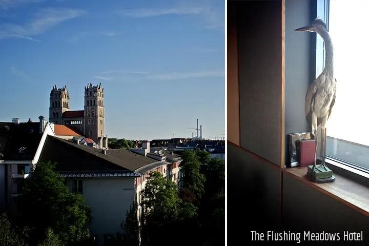 Flushing Meadows Hotel München - ISARBLOG