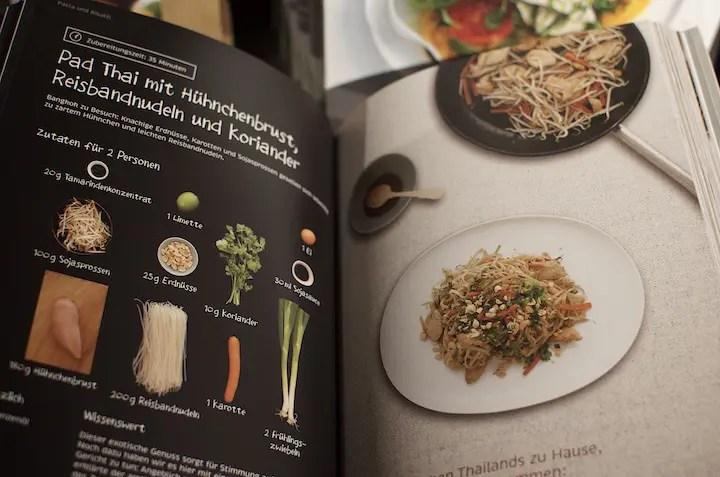 Kochbuch mit aktuellen Rezepten des Kochhauses | Foto: Monika Schreiner