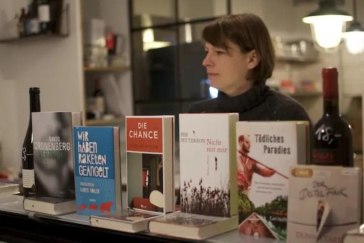 Kultur statt Lebkuchen - Das Kulturprojekt #Eisfrei in der Schwanthaler Straße | Foto: Monika Schreiner