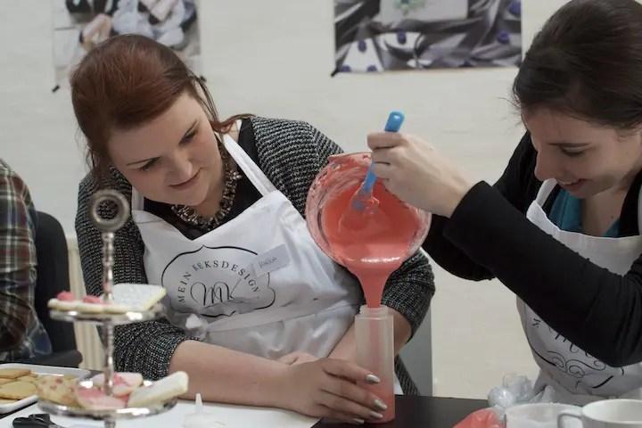 Workshop mit Mein Keksdesign in München - ISARBLOG
