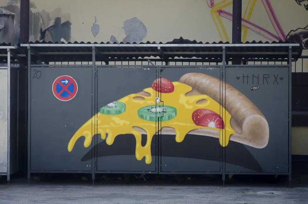 Werksviertel Ostbahnhof München Streetart // Foto: ISARBLOG