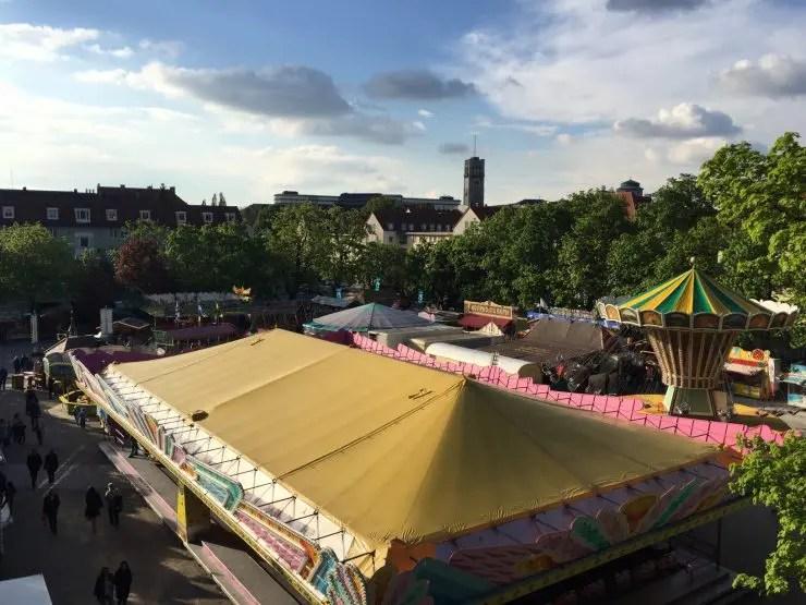 Auer Dult Maidult Mariahilfplatz München #dultistkult - ISARBLOG