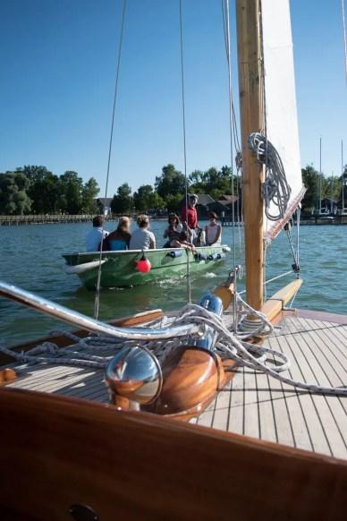 Übersetzen zum Schiff | Foto: Monika Schreiner