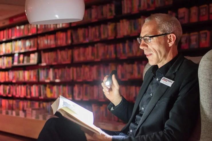 Lesung im Hugendubel Marienplatz Buchhandlung 2017 - ISARBLOG