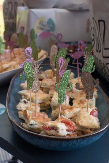 Partyfood |Foto: Monika Schreiner