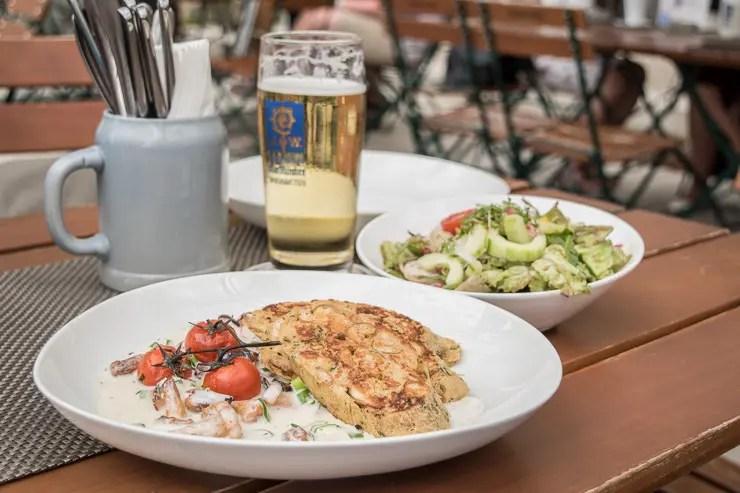 Mittagesse Feste Oberhaus Passau - #WirEntdeckenBayern - ISARBLOG