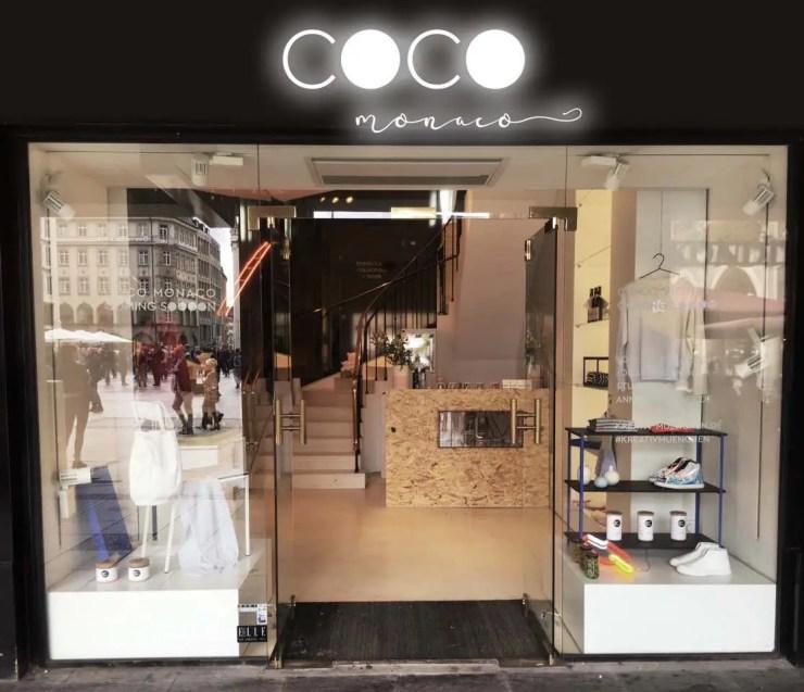 Coco Monaco Popup Store Marienplatz - ISARBLOG