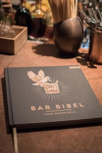 Die Bar Bibel   Foto: Monika Schrenier