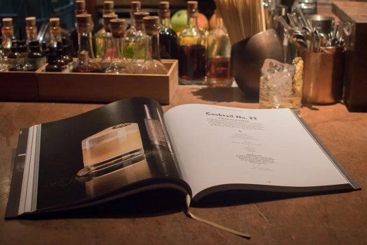 Eine der Kreationen von Cihan in der Bar Bibel | Foto: Monika Schrenier