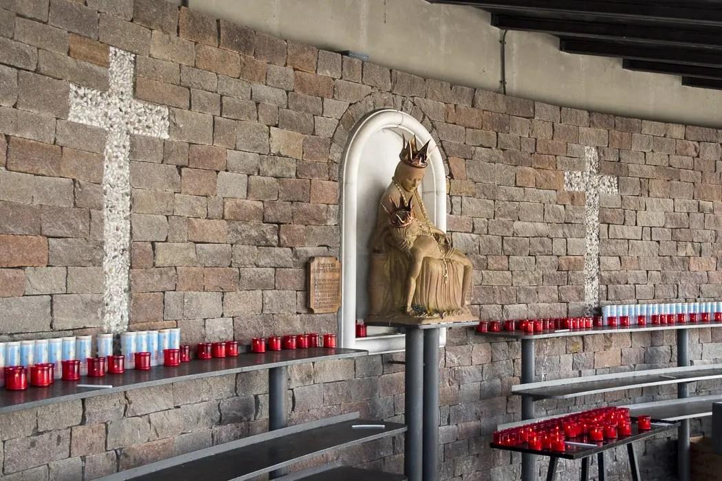 Wallfahrtsort Maria Weißenstein | Foto: Monika Schreiner