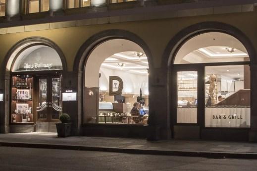 Dallmayr Bar & Grill aussen - ISARBLOG