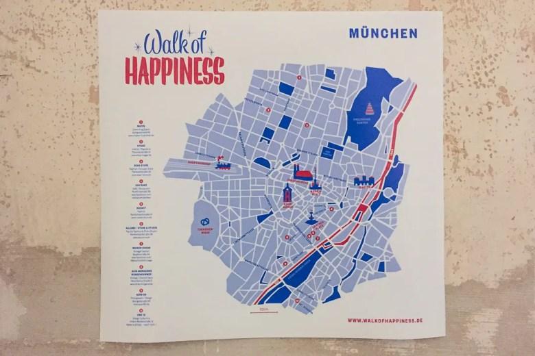 Walk of Happiness Plan | Foto: Monika Schreiner
