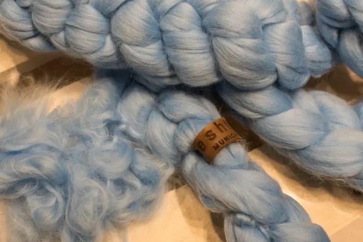 Meshton Munich Wolle Wool - ISARBLOG