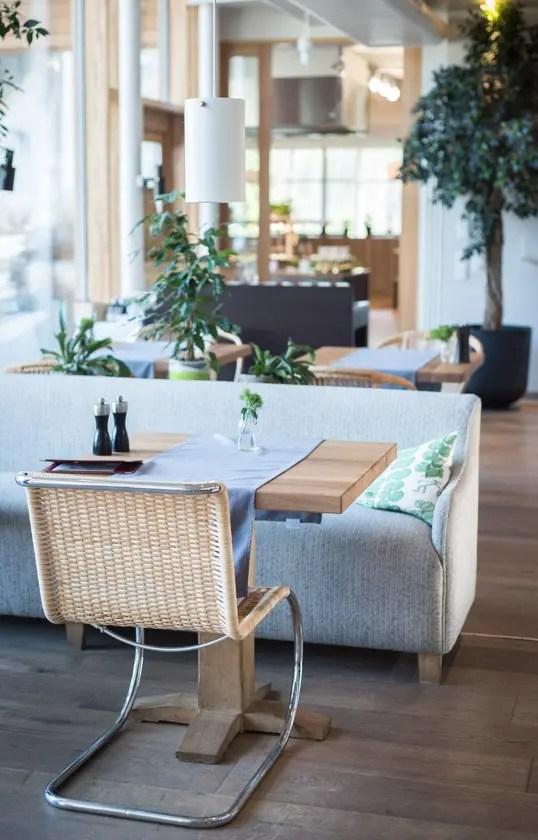 Raum für Kaffee und Kuchen   Foto: Monika Schreiner