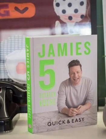 Jamie Oliver in der Kochgarage München - ISARBLOG