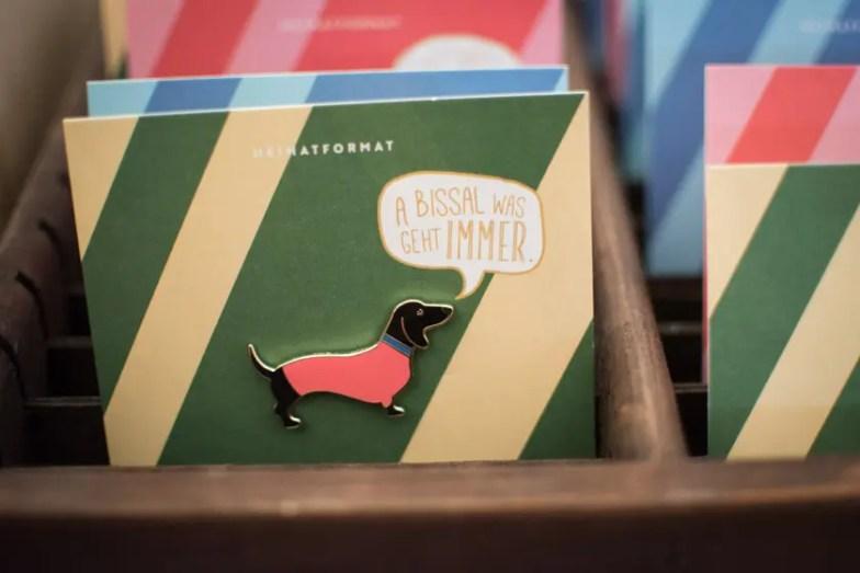 Heimatformat Papeterie Postkarten München - ISARBLOG