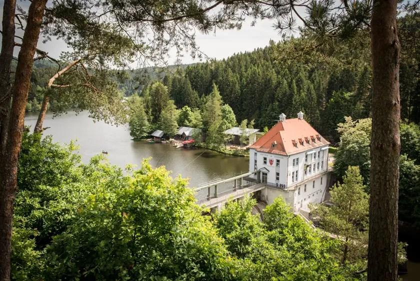bayerischer Wald - ISARBLOG
