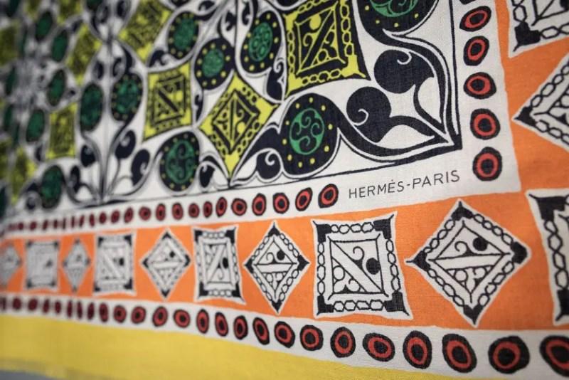 Hermes Silkmix Popup Brienner Strasse München Munich - ISARBLOG