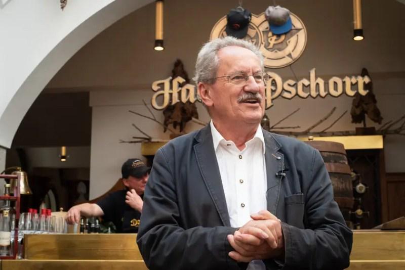 Hacker Pschorr Spezltour mit Christian Ude - ISARBLOG