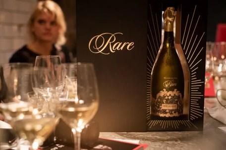Piper-Heidsieck Millesime 2002 Champagner Dinner Laxbar München