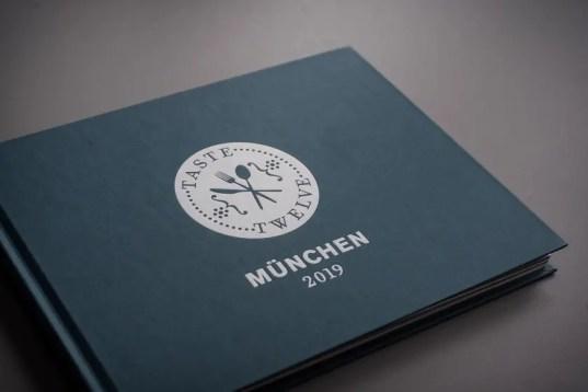 Taste Twelve 2019 München Restaurantführer Munich Guide Gutschein Coupon