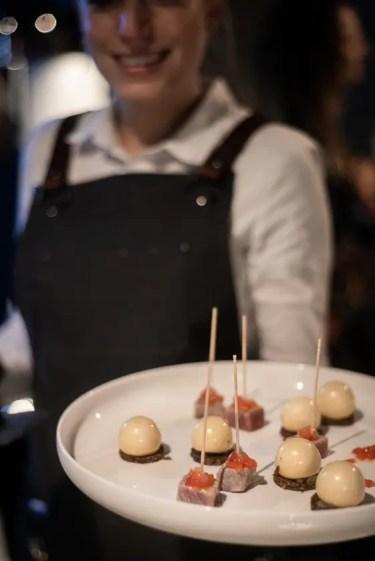 Das LUX42 PopUp Restaurant   Foto: Monika Schreiner