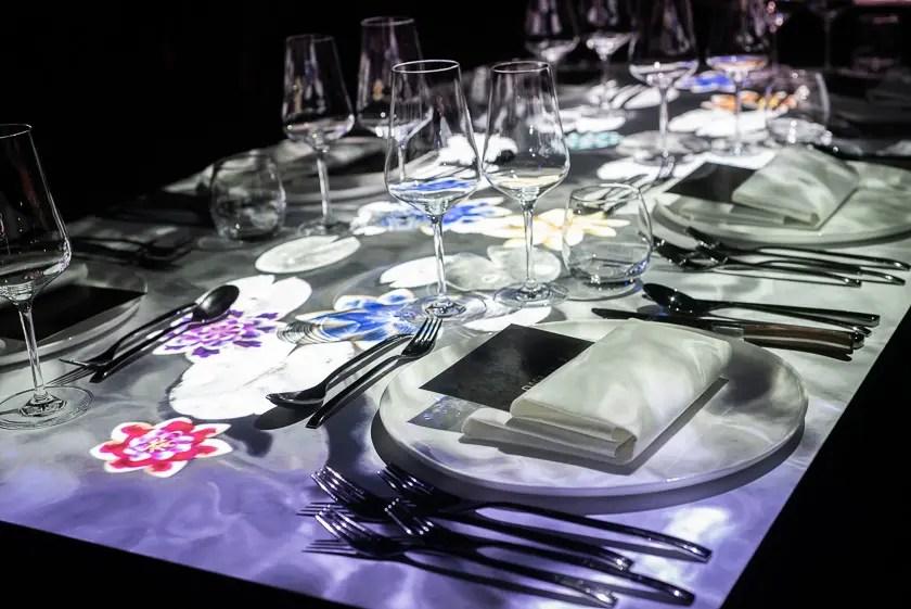 Das Lux42 Restaurant