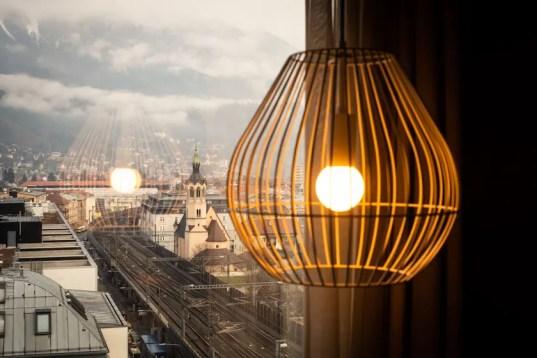 Blick aus dem Hotelfenster - das Adler| Foto: Monika Schreiner