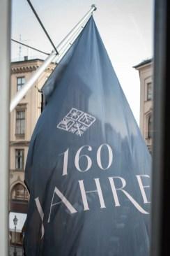 2018 wird das Hotel Vierjahreszeiten 160 Jahre | Foto: Monika Schreiner
